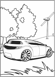 Car Crazy 2 Kleurplaat Auto Jongen Coloring Cars Coloring Pages