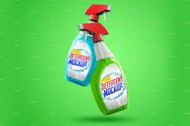 Detergent Powder Packaging Design Psd Laundry Detergent Bottle Psd Mockups Ad Sponsored