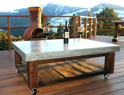 concrete outdoor table concrete top coffee table concrete coffee table patio concrete top coffee table concrete top coffee table concrete outdoor table