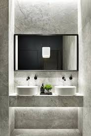 office washroom design. medium image for clean simple bath at pdg melbourne head office by studio tate yellowtrace washroom design e