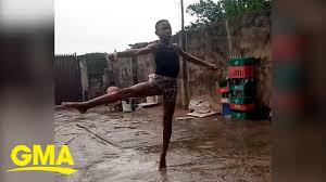 Kelsey una adolescente de 16 años con una enfermedad que no existía hasta ahora, ella no sabe cuándo morirá y como último deseo va la concierto de harry styles, su cantante. 11 Year Old Nigerian Ballet Dancer Wows Millions With His Moves Youtube
