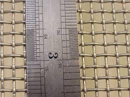 Tyler Mesh Size Chart Understanding Mesh Sizes