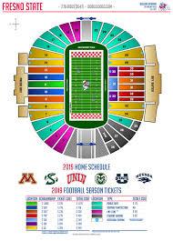 Bulldog Stadium Seating Chart Fresno State Vs Minnesota Things To Do Events Discover Fresno