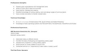 College Application Resume Resume For College Admissions Example