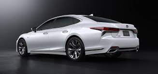 Lexus Reveals New 2018 Ls 500 F Sport Says It S The Most Engaging Yet Carscoops Lexus Ls Lexus New Lexus