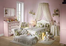 Bedroom : Pretty Warm Colorful Shabby Chic Bedroom Design In Lovely ...