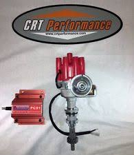 pro comp distributor ford 351c m 400 429 460 small hei distributor female red pro comp 60k