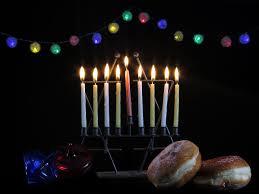 Prayer For Lighting The Menorah Candles Hanukkah Wikipedia