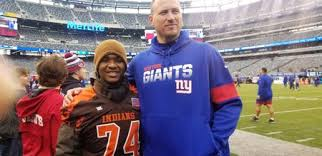 Giants give special needs HS football player Super Bowl tickets - nj.com