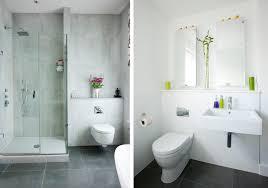 Modern Clean Bathroom Design Ideas Amazing Grey And White Bathroom Decobizz Com Modern