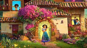 neuen zauberhaften Disney-Animationsfilm