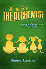 review of a is for the alchemist foreword reviews