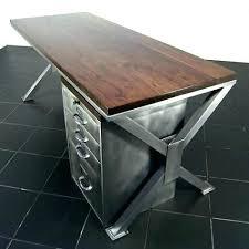 industrial office desk.  Industrial Contemporary Industrial Office Desk Best Ideas On  Intended Bespoke Vintage Style Desks Oak With Industrial Office Desk T