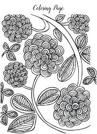 Spring Printable Coloring Sheets Printable Spring Coloring Pages For