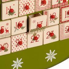 diy wooden advent calendar crafts kids decoration ideas