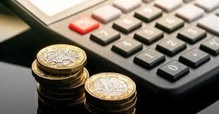 Salary Calculator Your Take Home Pay Blue Arrow
