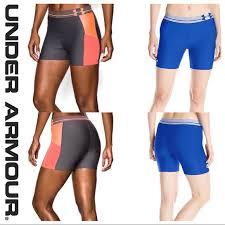Under Armor Compression Shorts Size Chart Ua Heat Gear Compression Short Bundle
