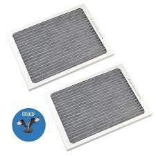 HQRP <b>Refrigerator Carbon</b>-<b>Activated Air</b> Filter (2-pack) for Electrolux ...