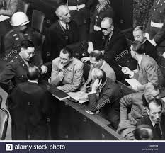 war crimes trials stock photos war crimes trials stock images justice lawsuits nuremberg trials trial against the major war criminals psychologist gustave