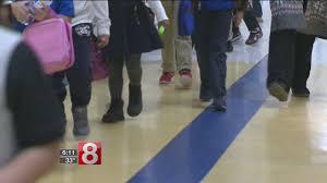 Waterbury schools taking extra steps to prevent flu outbreak - YouTube