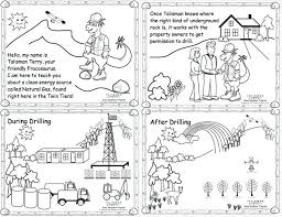 Coloring Pages Saving Energy Natural Resources Colouring Master Of
