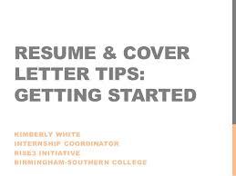 resume cover letter tips ting started 1 638 cb=
