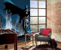 Superhero Bedroom Decor Batman Bedroom Paint Ideas