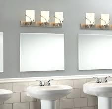 over vanity lighting. Beautiful Lowes Bathroom Vanity Lights For Medium Size Of Depot Lighting Wall Ideas Over S