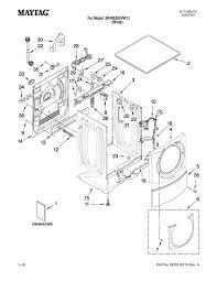 maytag bravos quiet series 300 parts diagrams images gallery maytag bravos quiet series dryer43