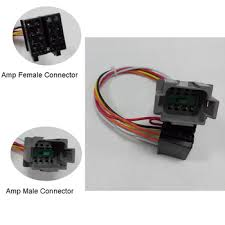 iso 7 pin nylon pvc material amp male connector vehicle wiring iso 7 pin nylon pvc material amp male connector vehicle wiring harness