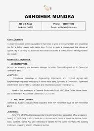 Simple Resume Format Download New 24 Resume Template Libreoffice