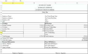 Employee Salary Slip Sample Gorgeous Image Of A Prime Replacement Payslip In Blue Free Template Uk