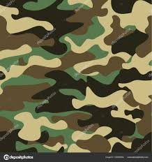 Camouflage seamless pattern background. Classic clothing style masking camo  repeat print. Green brown black olive colors forest texture. Design  element. Vector illustration. ⬇ Vector Image by © lrsga.hotmail.com |  Vector Stock 159597854
