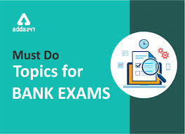 prepare to bank exams