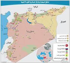 إنفوغراف: ما هو توزيع القوى العسكرية على أرض سوريا؟