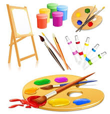paint palette drawing at getdrawings painting and drawing