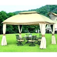 8 x gazebo with netting by ideas outdoor 10 gazebos party tent canopy backyar