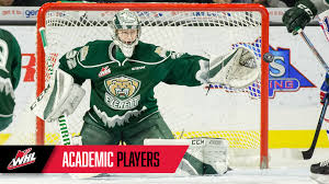Everett Silvertips goaltender Dustin Wolf - March 13, 2019 Photo on  OurSports Central