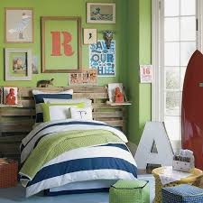 Joshua's green room #6 Yes: loves the green in this scheme, orange and