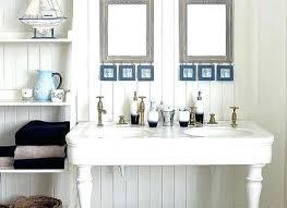beach house bathroom. Beach Bathroom Decor Unique Style Picture Of House Ideas