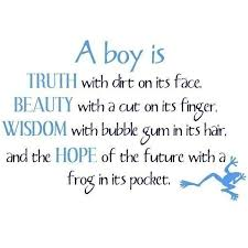 Mom Of Boys Quotes Beauteous Ways To Be An Inspirational Mom Poem And Son Quotes On Baby Boy