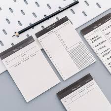 Standard Office Equipment List Detail Feedback Questions About Simple Style Small Paper Memo Pad
