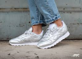 reebok x face stockholm classic leather spirit presence white