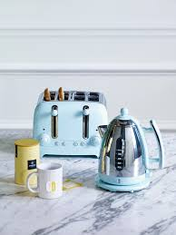 Retro Toasters lighten your kitchen with this gorgeous sky blue kettle and 8919 by xevi.us