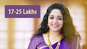 kavya madhavan recieves a pay of 17 25 lakh per film