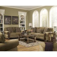 Wayfair Living Room Furniture Signature Design By Ashley Taylor Living Room Collection Reviews