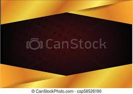 Blank Banner Template Blank Banner Gold Black And Red