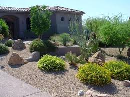 Small Picture Desert Rock Garden Ideas Desert Landscaping Ideas With River Rock