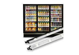 ge refrigerated display led lighting immersion rv40 case