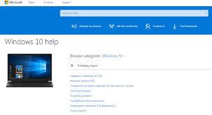 Microsoft 10 Support Under Fontanacountryinn Com